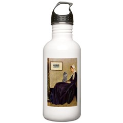 Whistler's / Poodle(s) Water Bottle