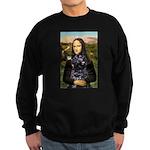 Mona Lisa's PWD (5) Sweatshirt (dark)