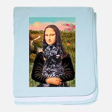 Mona Lisa's PWD (5) baby blanket