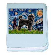 Starry Night / PWD (#2) baby blanket