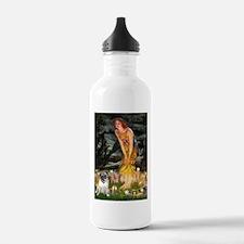 Fairies & Pug Water Bottle