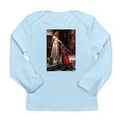 Accolade / 2 Pugs Long Sleeve Infant T-Shirt