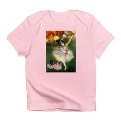Dancer / 2 Pugs Infant T-Shirt