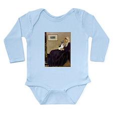 Whistler's / Rat T Long Sleeve Infant Bodysuit