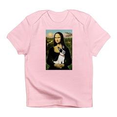 Mona / Rat Terrier Infant T-Shirt