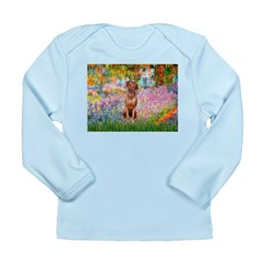 Garden / R Ridgeback Long Sleeve Infant T-Shirt