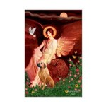 Angel / R Ridgeback Mini Poster Print