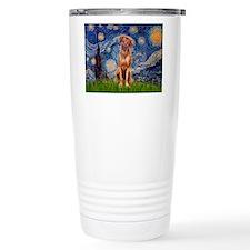 Starry / R Ridgeback Thermos Mug