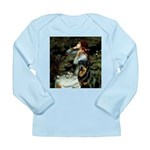 Ophelia/Rottweiler Long Sleeve Infant T-Shirt