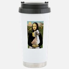 Mona Lisa (new) & Saluki Stainless Steel Travel Mu