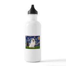 Starry / Samoyed Water Bottle