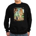 Venus / Schipperke #5 Sweatshirt (dark)