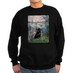 Seine / Schipperke Sweatshirt (dark)