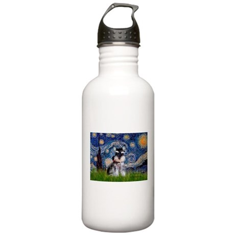 Starry / Schnauzer Stainless Water Bottle 1.0L