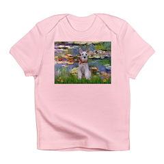 Lilies / M Schnauzer Infant T-Shirt