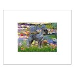 Lilies #2 & PS Giant Schnauze Small Poster