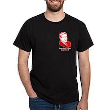 FW Original Logo Black T-Shirt