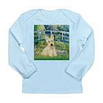 Bridge / Scottie (w) Long Sleeve Infant T-Shirt
