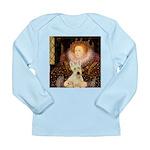 Queen / Scottie (w) Long Sleeve Infant T-Shirt