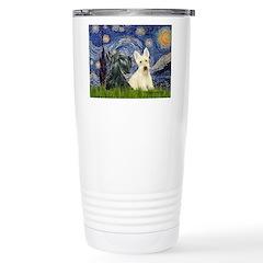 Starry /Scotty pair Travel Mug