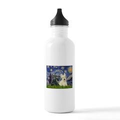 Starry /Scotty pair Water Bottle