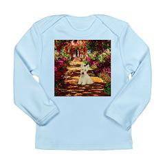 Path / Scottie (w) Long Sleeve Infant T-Shirt