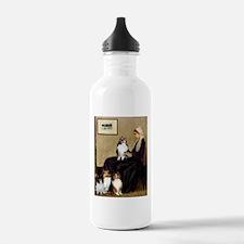 Whistler's / 3 Shelties Water Bottle