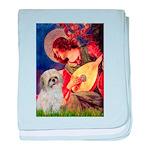 Angel3/Shih Tzu (P) baby blanket