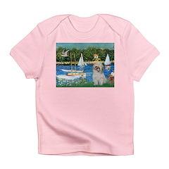 Bassin/Shih Tzu (P) Infant T-Shirt