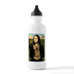 Mona Lisa / Silky T Water Bottle