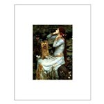 Ophelia / Silky T Small Poster