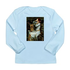 Ophelia / Silky T Long Sleeve Infant T-Shirt