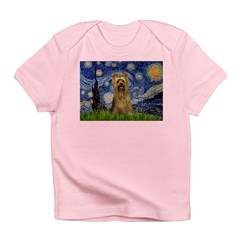 Starry Night / Silky T Infant T-Shirt