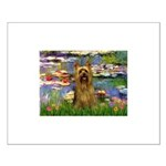 Lilies / Silky T Small Poster