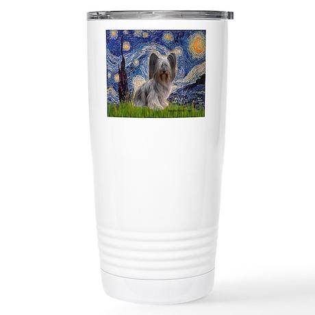 Starry / Skye #2 Stainless Steel Travel Mug