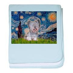 Starry / Skye #3 baby blanket