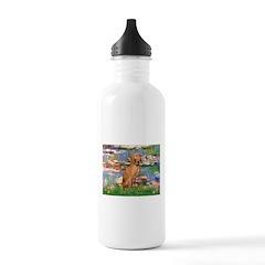 Lilies / Vizsla Water Bottle