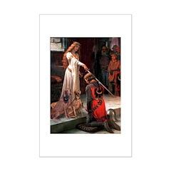 Accolade / Weimaraner Posters