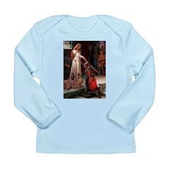 Accolade / Weimaraner Long Sleeve Infant T-Shirt