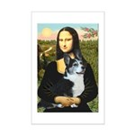Mona Lisa / Corgi (bibl)Mona's Pembroke Mini Poste