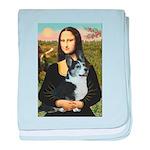 Mona Lisa / Corgi (bibl)Mona's Pembroke baby blank