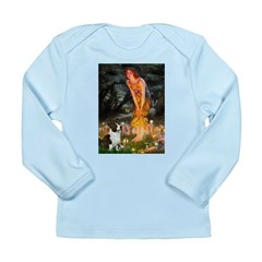 Fairies / Welsh Corgi Long Sleeve Infant T-Shirt
