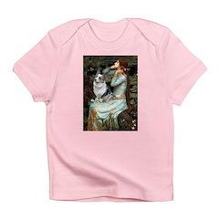 Ophelia's Corgi (Bl.M.) Infant T-Shirt