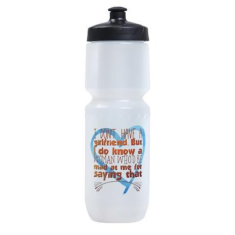 Queen / Welsh Corgi Large Thermos Bottle