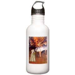 Dancer1/Wheaten T (7) Water Bottle