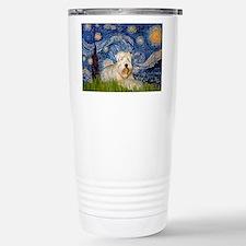 Starry / Wheaten T #1 Stainless Steel Travel Mug