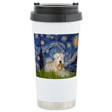 Starry / Wheaten T #1 Travel Mug
