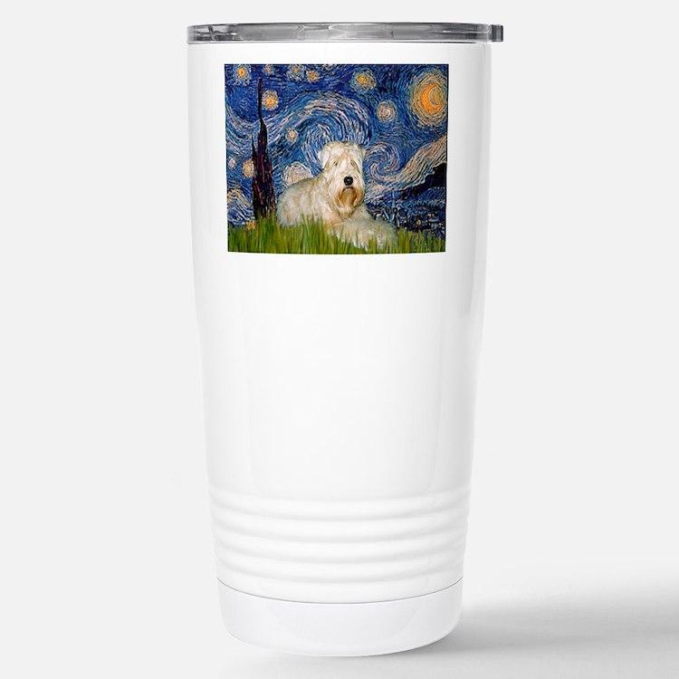 Starry / Wheaten T #1 Travel Mug