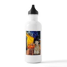 Cafe & Wheaten Water Bottle