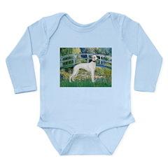 Bridge & Whippet Long Sleeve Infant Bodysuit